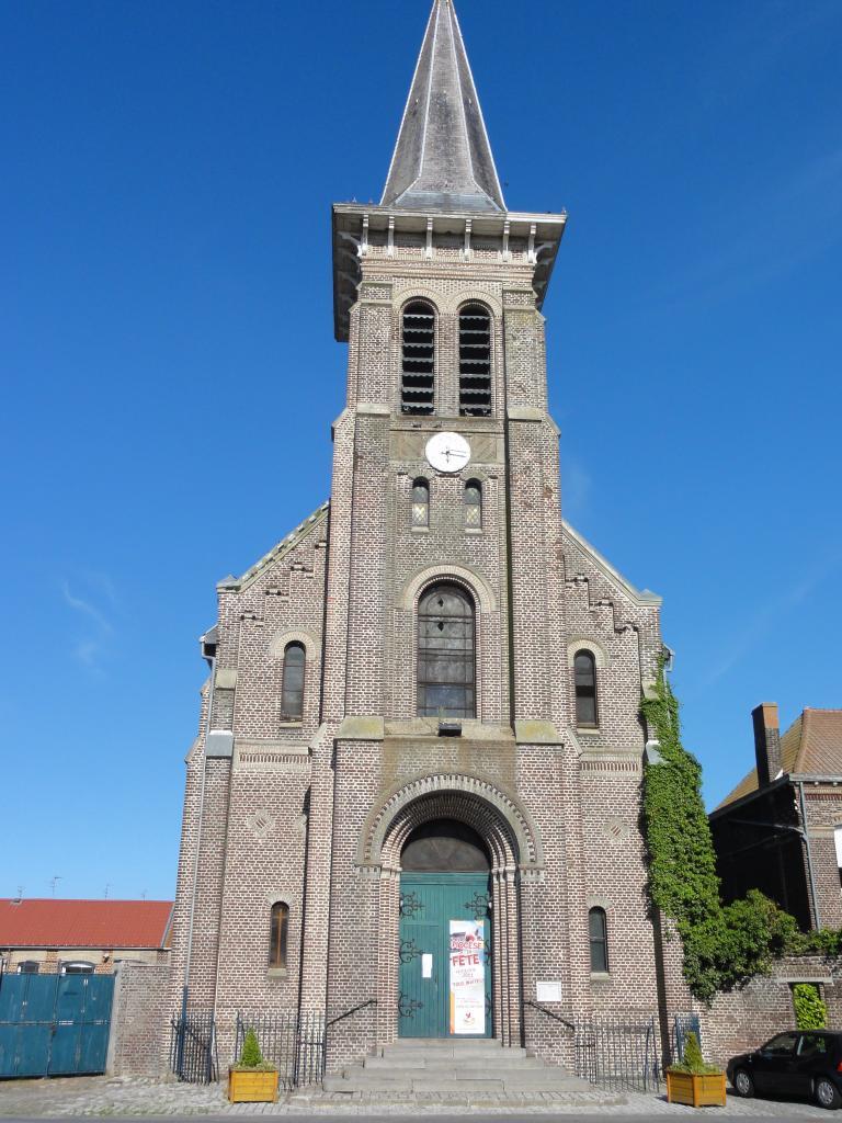 église sainte barbe d'Arenberg